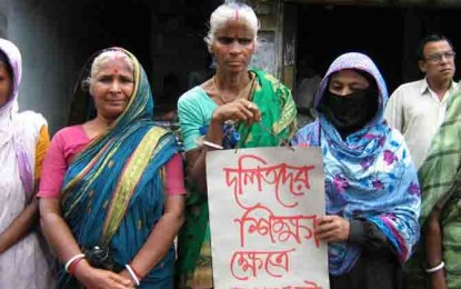The Dalits In Bangladesh