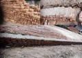 পাইকগাছায় নিম্নমানের উপকরণ দিয়ে নির্মাণ করা হচ্ছে সড়কের গাইডওয়াল; পৌর কর্তৃপক্ষের হস্তক্ষেপে নির্মাণ কাজ বন্ধ