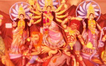 আগামীকাল ষষ্ঠী পূজা, দেবীর আমন্ত্রণ ও অধিবাস