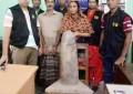 পাইকগাছায় কোটি টাকা মূল্যের পিলারসহ দম্পত্তি আটক