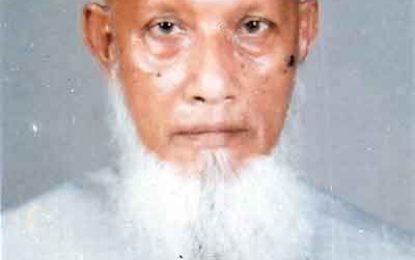 আজ খুলনা প্রেস ক্লাবের প্রতিষ্ঠাতা সভাপতি সাংবাদিক ও রাজনীতিবিদ শামসুর রহমানের মুত্যু বার্ষিকী