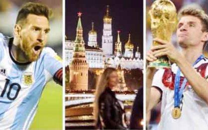২০১৮ ফুটবল বিশ্বকাপে রাশিয়াসহ মোট ৩২টি দল নিশ্চিত