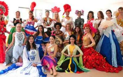 মিস ওয়ার্ল্ড-২০১৭ এর 'শীর্ষস্থানে' বাংলাদেশের জেসিয়া