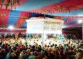 গোপালগঞ্জের টুঙ্গিপাড়ায় ঐতিহ্যবাহী পদাবলি কীর্তন অনুষ্ঠিত