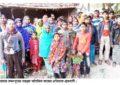 কলারোয়ার পল্লীতে অসামাজিক কাজ বন্ধের দাবীতে গ্রামবাসীর সমাবেশ
