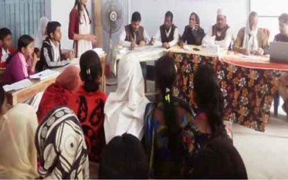 তালা ঘোনা পল্লী মঙ্গল মাধ্যমিক বিদ্যালয়ে বিতর্ক প্রতিযোগীতা অনুষ্ঠিত